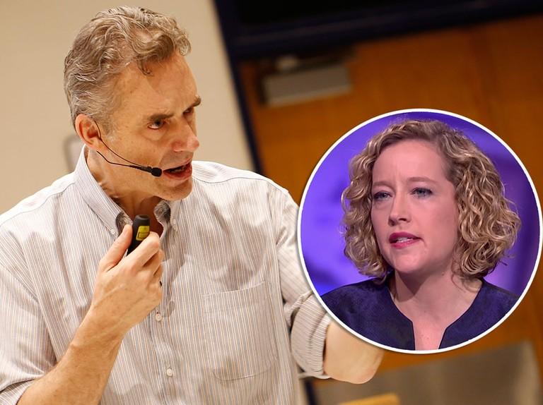 semilla Continuamente frío  Jordan Peterson reflects on Cathy Newman Channel 4 interview: