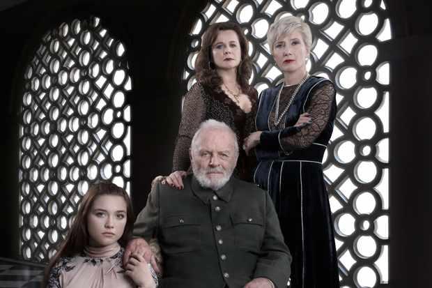 King Lear cast BBC, TL