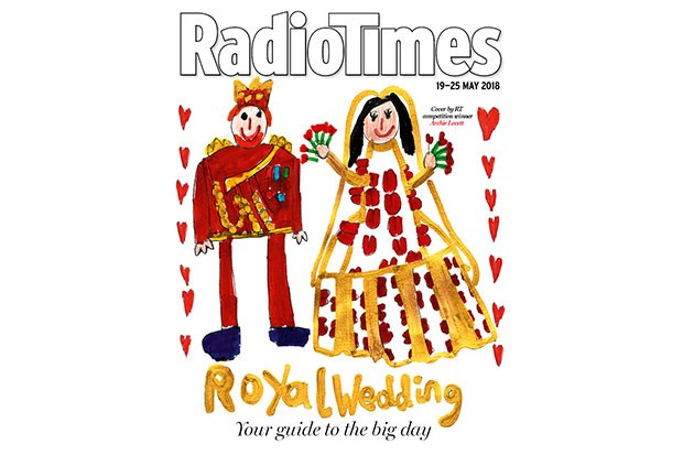 Royal Wedding cover, SL