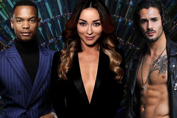 New Strictly professionals, BBC Pictures, SL