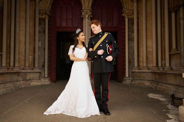 Pictures Of The Royal Wedding.When Is The Windsors Royal Wedding Special On Tv Radio Times