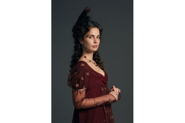 WARNING: Embargoed for publication until 00:00:01 on 05/06/2018 - Programme Name: Poldark - Series 4 - TX: n/a - Episode: Poldark S4 - Portraits (No. n/a) - Picture Shows: ***EMBARGOED TILL 5TH JUNE*** Elizabeth (HEIDA REED) - (C) Mammoth Screen - Photographer: Mammoth Screen