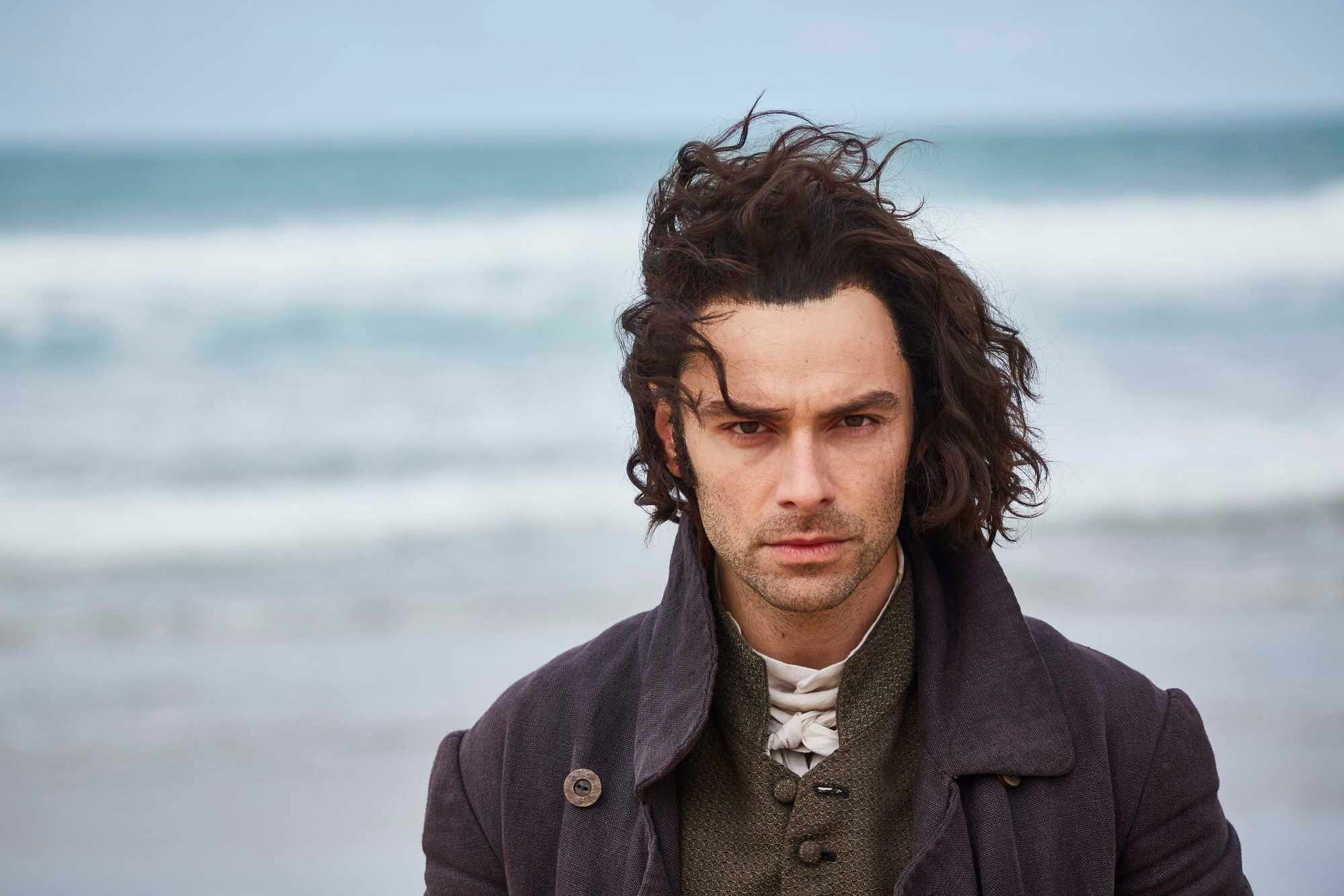 Aidan Turner in Poldark series 4