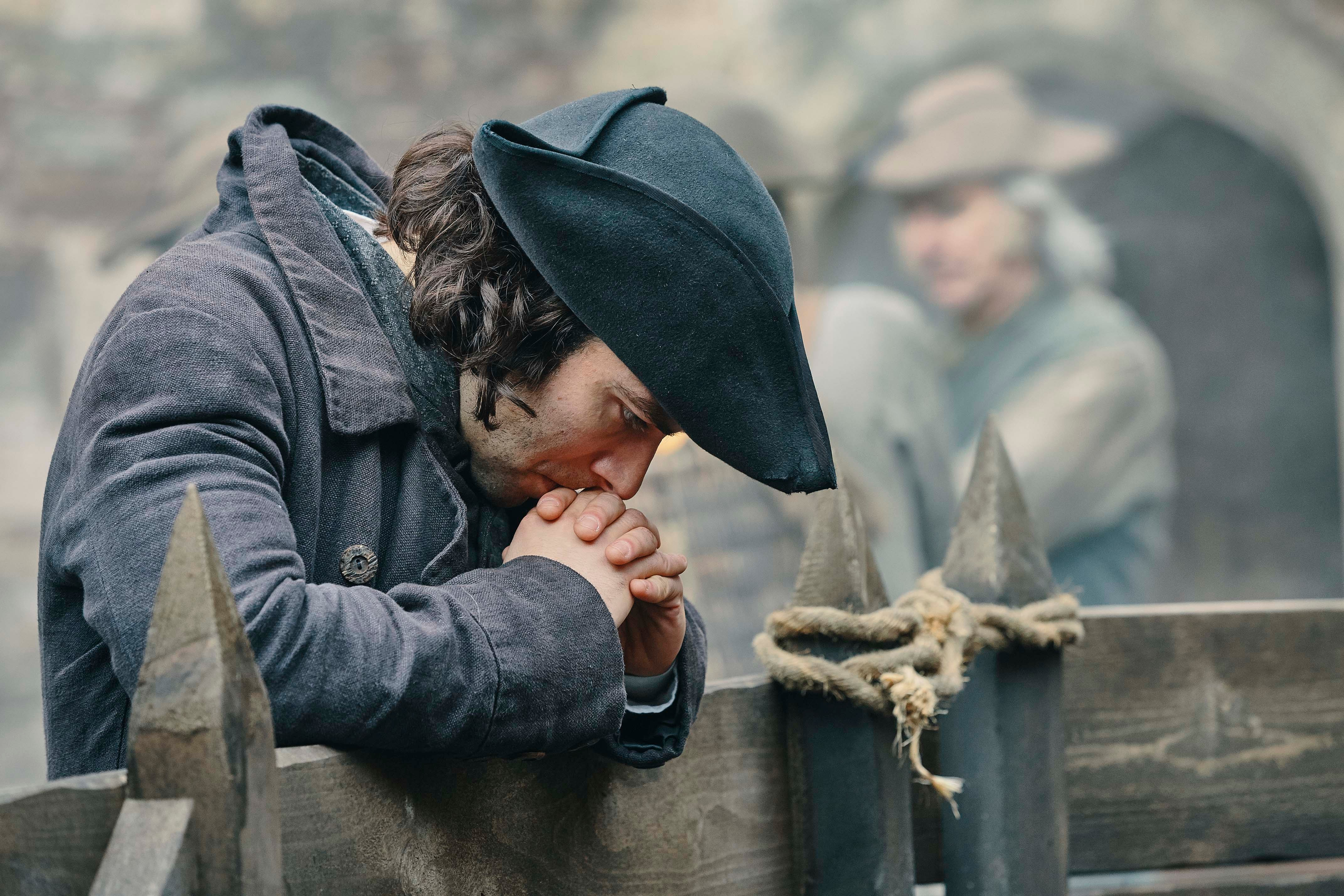 WARNING: Embargoed for publication until 00:00:01 on 05/06/2018 - Programme Name: Poldark - Series 4 - TX: n/a - Episode: Poldark S4 - EP1 (No. 1) - Picture Shows: ***EMBARGOED TILL 5TH JUNE 2018*** Ross Poldark (AIDAN TURNER) - (C) Mammoth Screen  - Photographer: Mike Hogan