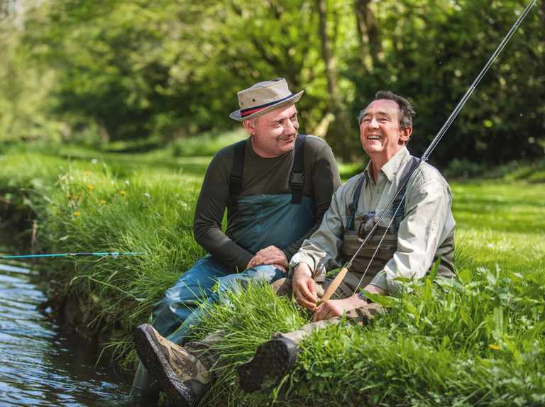 Mortimer and Whitehouse: Gone Fishing gets a third series