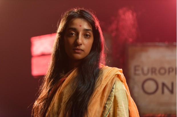 Kiran Sonia Sawar, Snatches (BBC, EH)