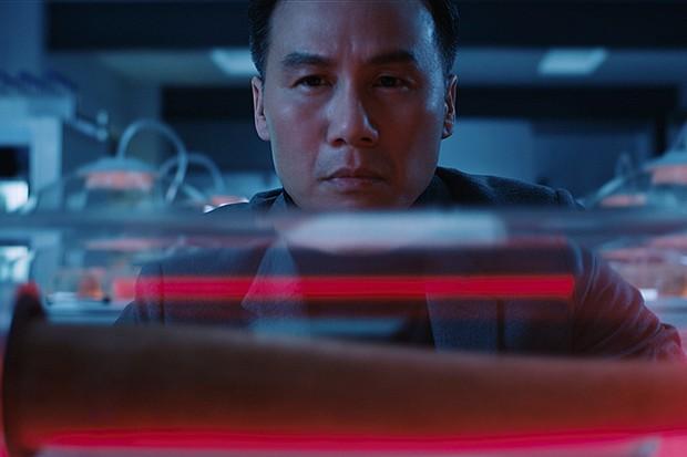 B.D. Wong as Dr Henry Wu in Jurassic World: Fallen Kingdom