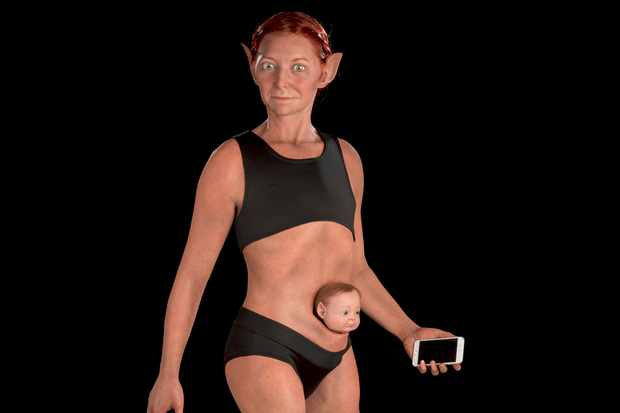 Alice Roberts Gets The Perfect Body Based On Science And Animals