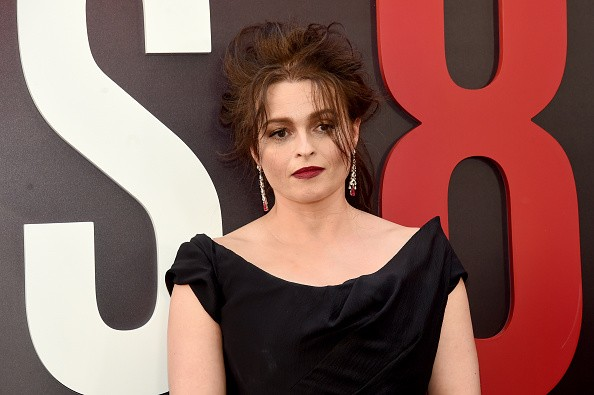"NEW YORK, NY - JUNE 05:  Helena Bonham Carter attends the ""Ocean's 8"" World Premiere at Alice Tully Hall on June 5, 2018 in New York City.  (Photo by Jamie McCarthy/Getty Images)"