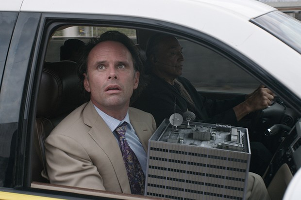 Walton Goggins as Sonny Burch in Ant-Man and the Wasp (Marvel, HF)