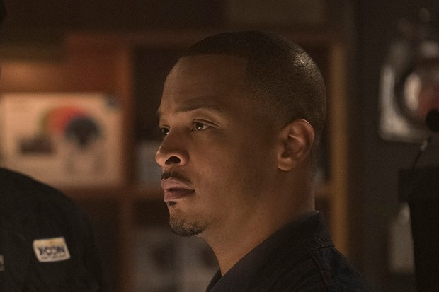 T.I. Harris as Dave in Ant-Man and the Wasp (Marvel, HF)