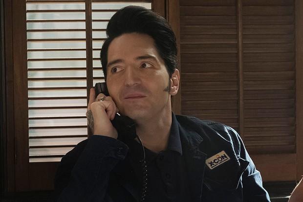 David Dastmalchian as Kurt in Ant-Man and the Wasp (Marvel, HF)