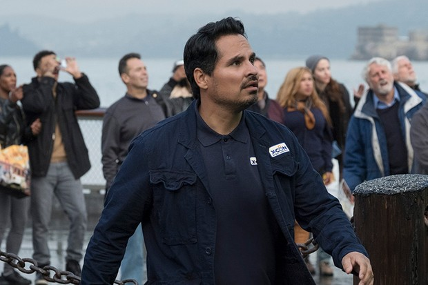 Michael Peña as Luis in Ant-Man and the Wasp (Marvel, HF)