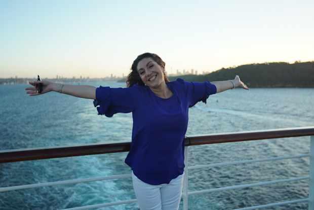 Cruising With Jane Mcdonald - Ep 1