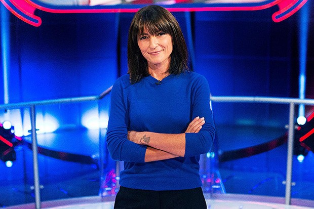 Davina McCall on The 100K Drop