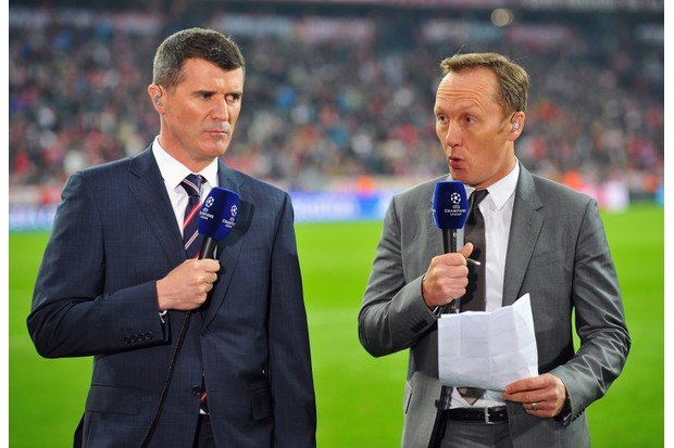 Lee Dixon, right (Getty)