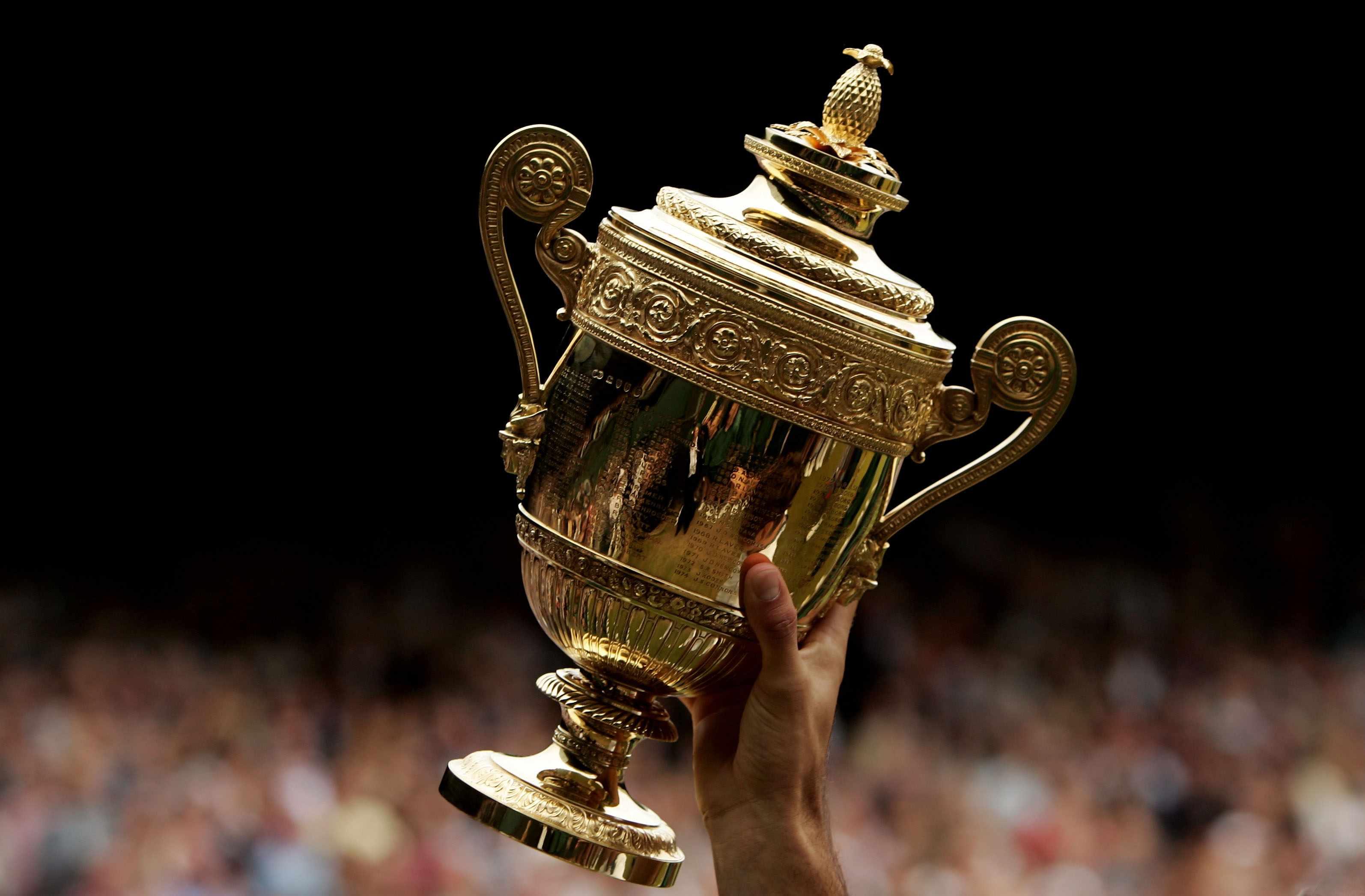 Wimbledon trophy (Getty, EH)