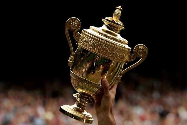 Wimbledon trophy (Getty, EH)