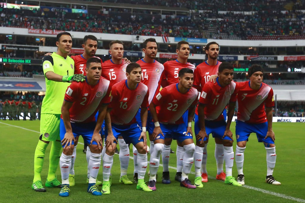 Costa Rica squad World Cup 2018