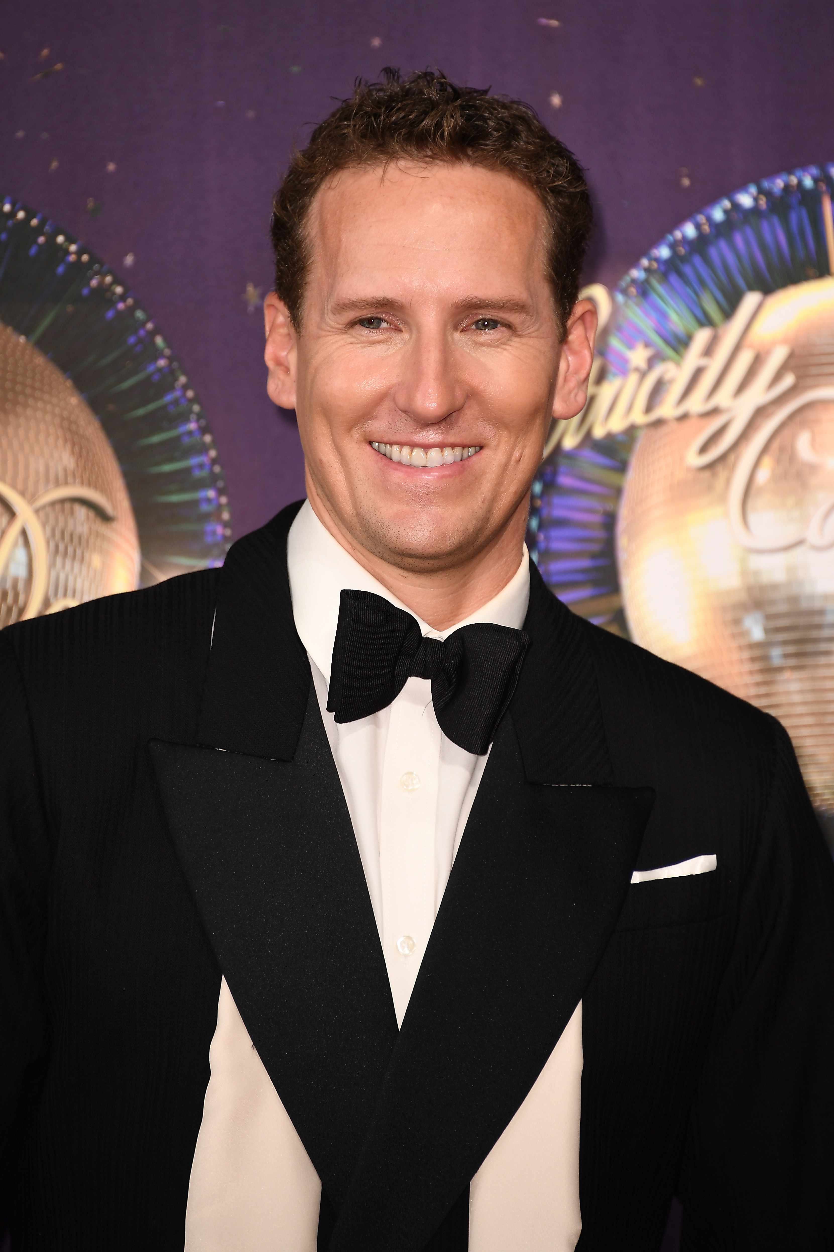 Brendan Cole, Strictly (Getty, EH)
