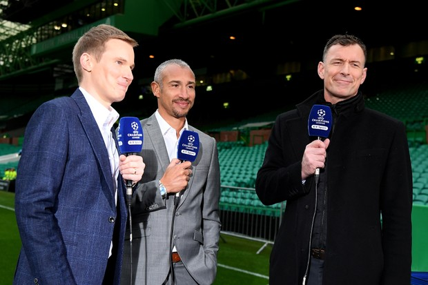 Chris Sutton, far right (Getty))