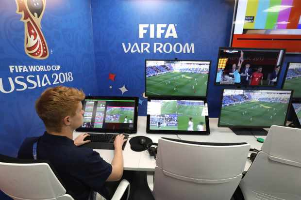 VAR World Cup Russia (Getty)