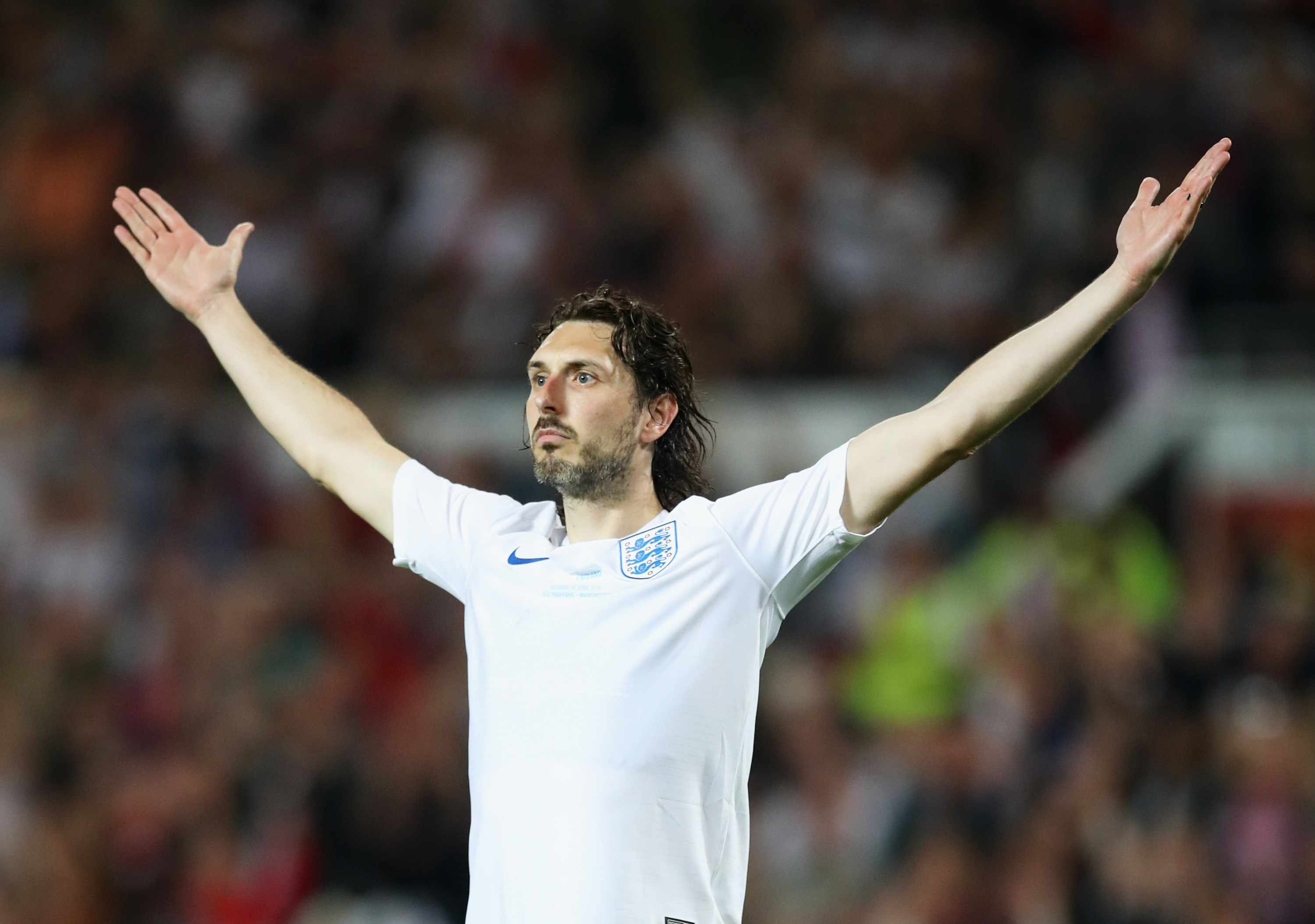 Blake Harrison, Soccer Aid 2018 (Getty, EH)