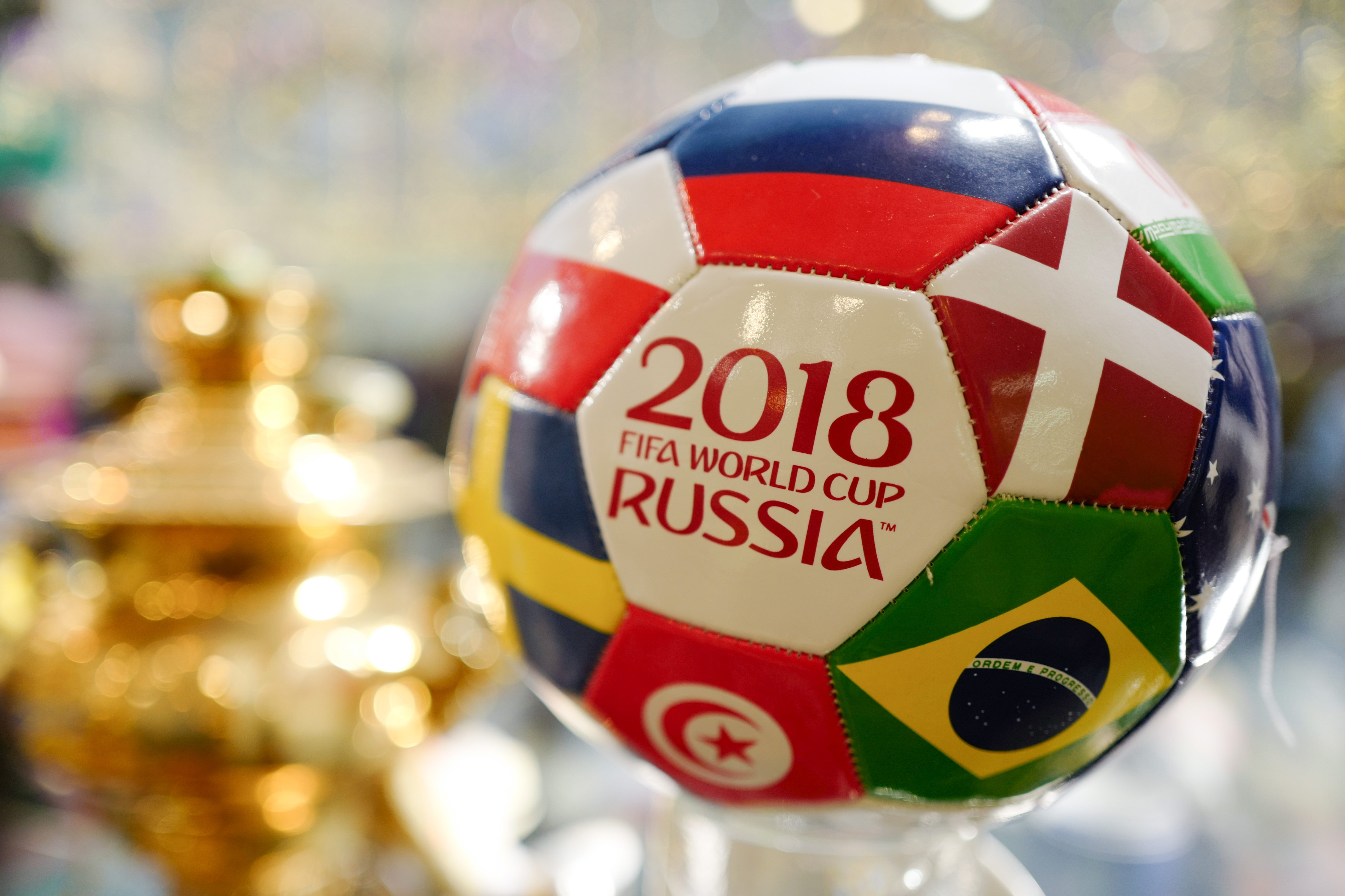 World cup soccer  schedule on tv