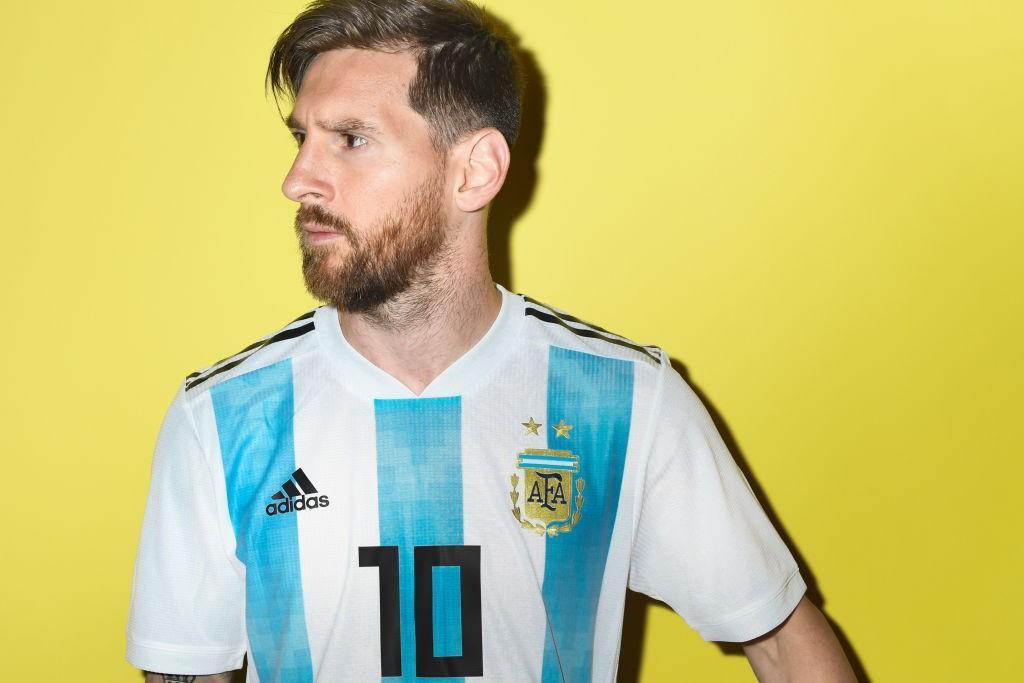 Lionel Messi Argentina World Cup 2018