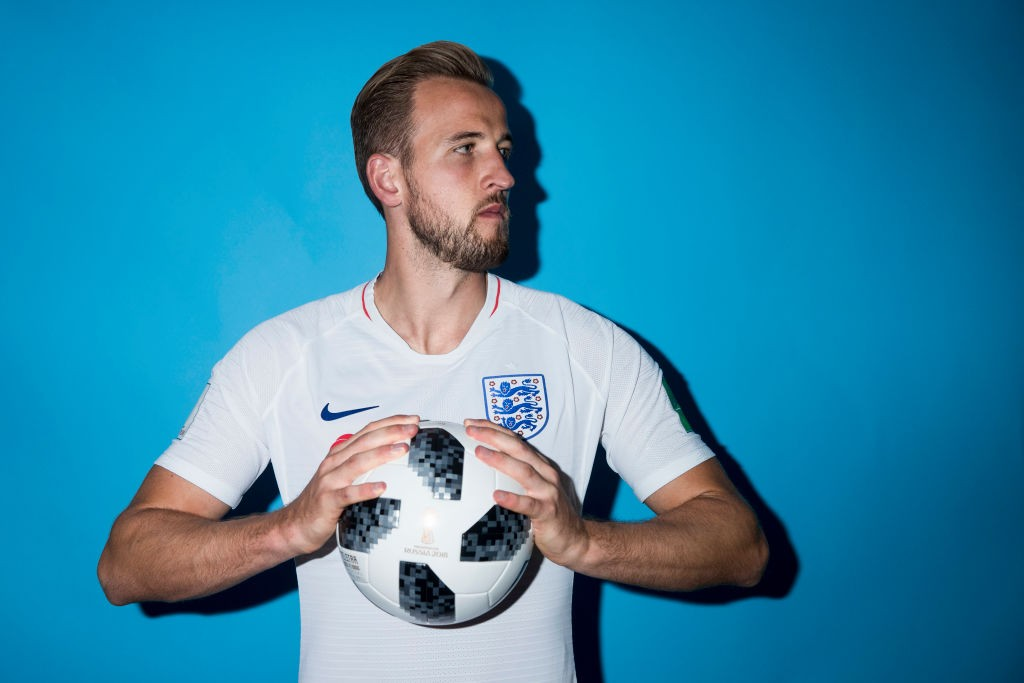Harry Kane England World Cup 2018