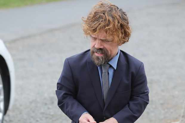 Peter Dinklage (Tyrion Lannister) Getty, TL