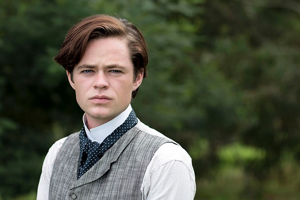 Harrison Gilbertson plays Mike Fitzhubert in Picnic at Hanging Rock