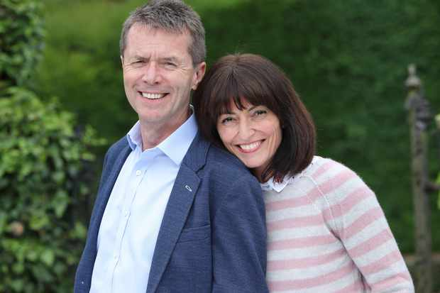 From Wall To Wall Productions   LONG LOST FAMILY: WHAT HAPPENED NEXT Monday 11th June 2018 on ITV   Pictured: Nicky Campbell and Davina McCall   Episode 1 catches up with three families whose lives have been transformed in ways they never imagined.   Cathie Cutler Evans came to us in 2016 desperate to find her birth mother who had given her up for adoption nearly 50 years before. After uncovered the tragic news that her mum had already passed away, Cathie was reunited with her half-sister Ann in Liverpool. Since meeting the siblings have formed a powerful bond with each other and their brother Mark. But theyÕve all had to come to terms with the fact Cathie will never get to meet their birth mum Adrienne. We discover how building their relationship has given them all the strength to deal with their grief, and find out how Cathie has felt about being welcomed into a huge new family.  We also catch up with John Ayton, who after being adopted as a baby, had longed to find his father Kenneth. John was reunited with his half-brother Steve in 2017 after facing the difficult news that Kenneth had already passed away. But since their meeting, although JohnÕs relationship with his brother has gone from strength to strength, it also underlined just how little he knows about the other side of his family Ð his birth mother, Marlene. JohnÕs need for answers launches an incredible new search, taking him on a journey he never thought possible.   In our final story, we revisit one of Long Lost FamilyÕs first searchers. Maureen Charlton came to us in series 2 looking for her brother Michael who had been expelled from the family for being gay. But although close as children, after 40 years apart, the siblings couldnÕt just slip back in to the relationship they had back then. We join Michael and Maureen in Brighton to discover what itÕs like to have to get to know each other all over again.  © ITV  Photographer Tony Ward  For further information please contact Peter Gray 0207 157 3046 