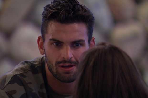 Adam, Love Island (ITV, EH)