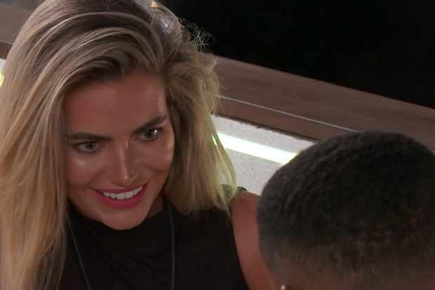 Megan, Love Island (ITV, EH)