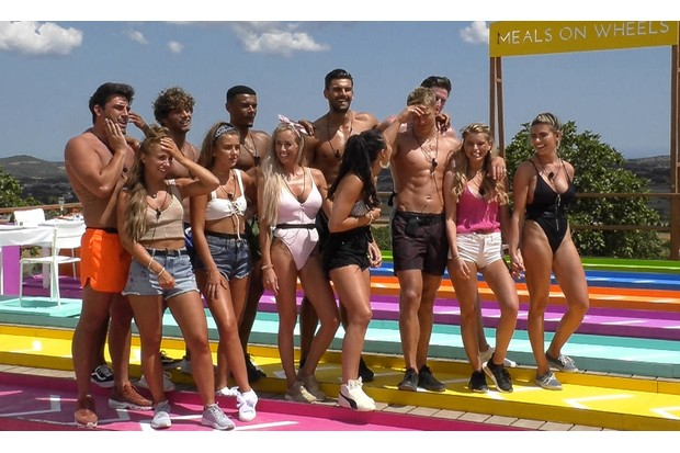 Love Island challenge episode 10