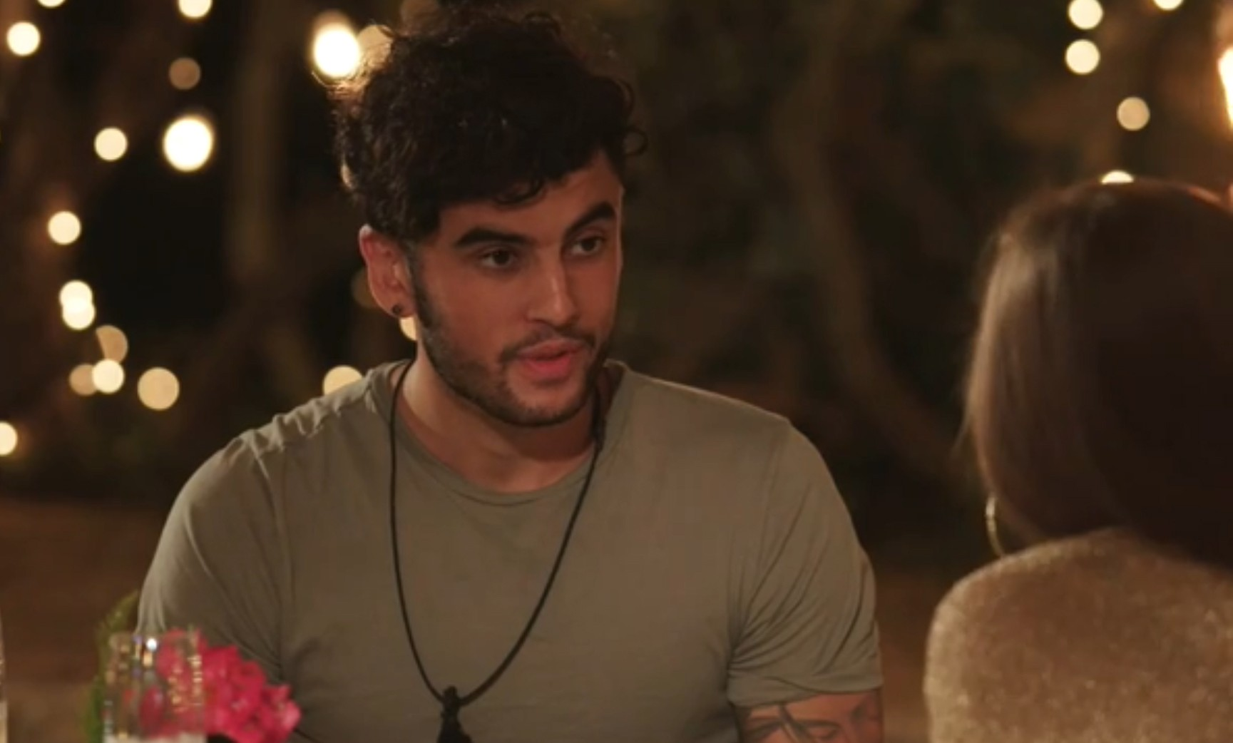 Love Island episode four Niall Aslam