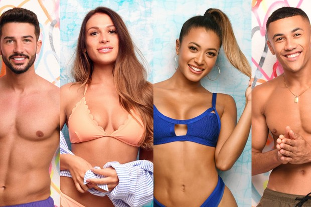 Love Island new bombshells