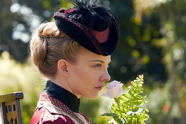 Natalie Dormer plays Hester Appleyard in Picnic at Hanging Rock