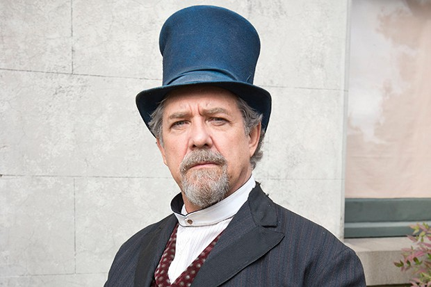 Philip Quast plays Mrs Appleyard's husband Arthur in Picnic at Hanging Rock