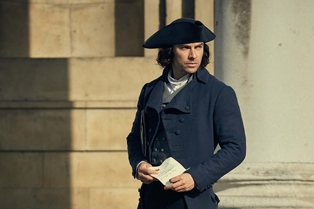 Poldark in London