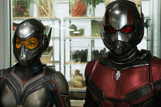 Ant-Man and the Wasp cast and characters - who are the cast of Ant ... 3c8943fcd9