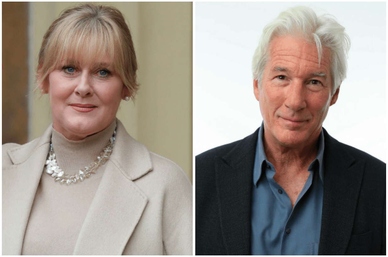 Sarah Lancashire, Richard Gere (Getty, EH)