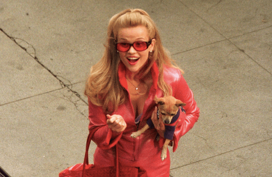 Reese Witherspoon in Legally Blonde