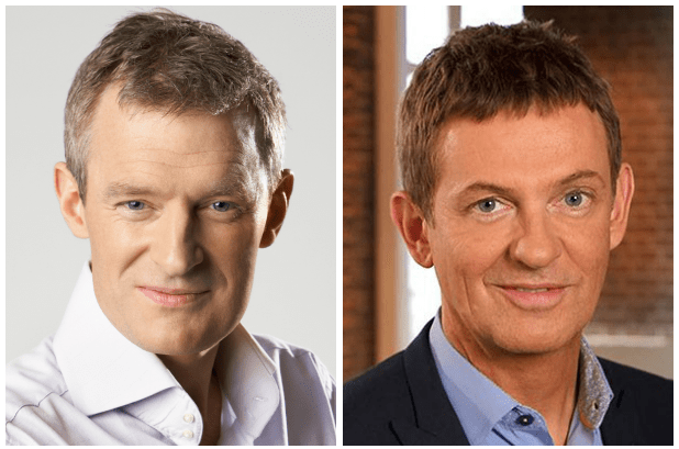 Jeremy Vine, Matthew Wright (BBC, RT, EH)