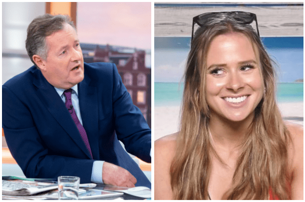 Piers Morgan, Camilla Thurlow (ITV, EH)