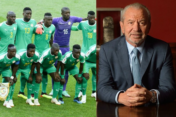 Senegal and Alan Sugar