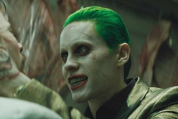 "Jared Leto ""The Joker""; Sky Pics, Warner Bros, TL"