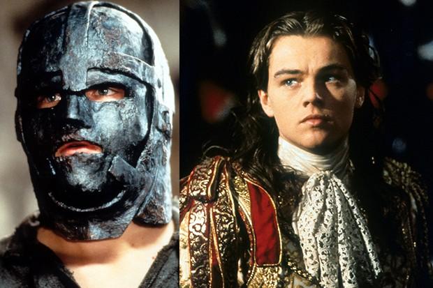 Leonardo DiCaprio in The Man in the Iron Mask, 1998