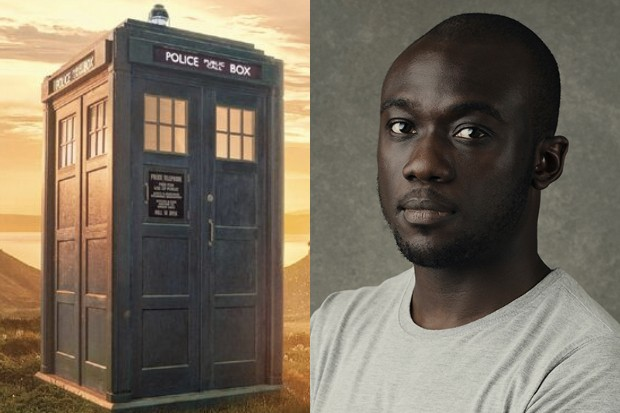 New Doctor Who composer Segun Akinola (BBC, HF)